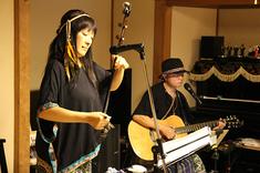 8月20日(土) 二胡とギターの演奏会を開催します。